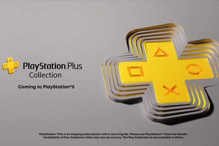 PlayStation Plus Collection در رویداد PS5 Showcase معرفی شد