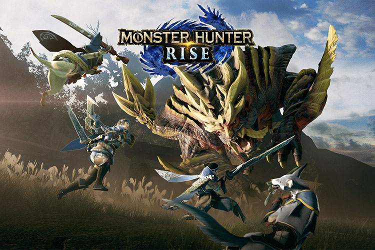بازی Monster Hunter Rise معرفی شد