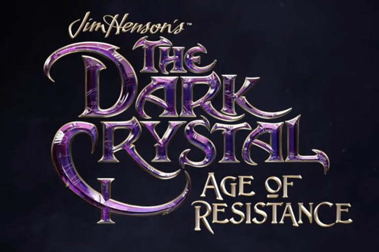 لوگو سریال The Dark Crystal: Age of Resistance شبکه نتفلیکس