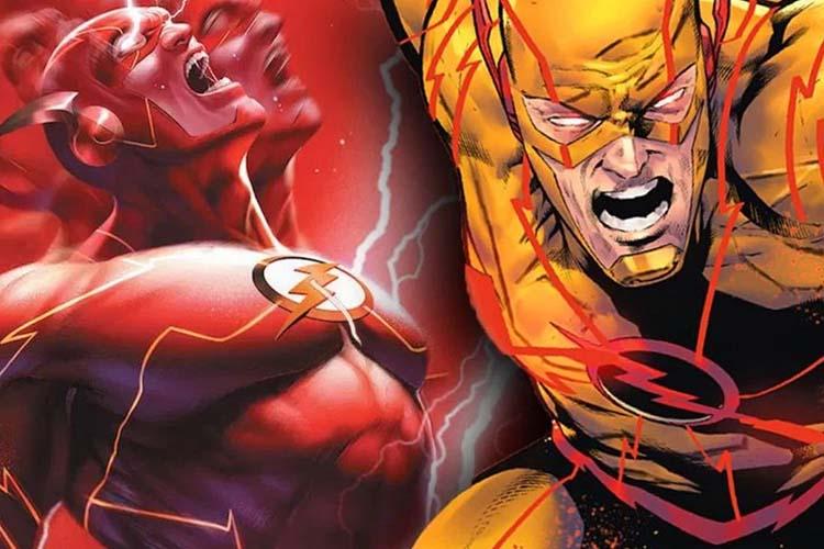 ریورس فلش نقشه بزرگ خود را در قسمت جدید کمیک The Flash افشا کرد