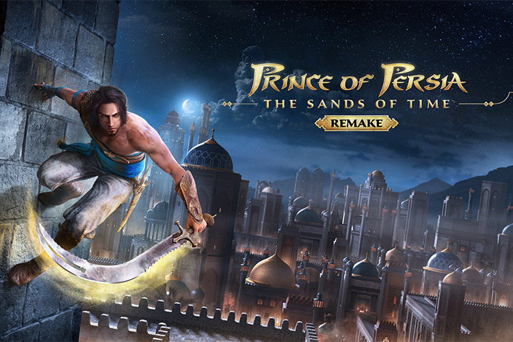 بازی Prince of Persia: The Sands of Time Remake معرفی شد