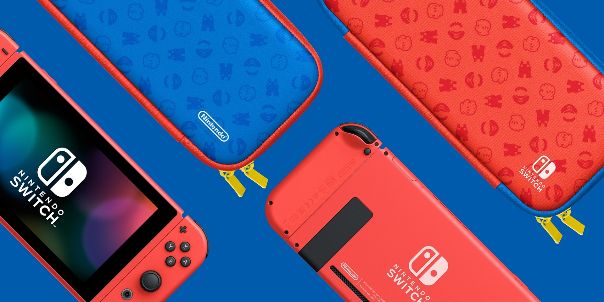 Mario-Themed Special Edition Switch