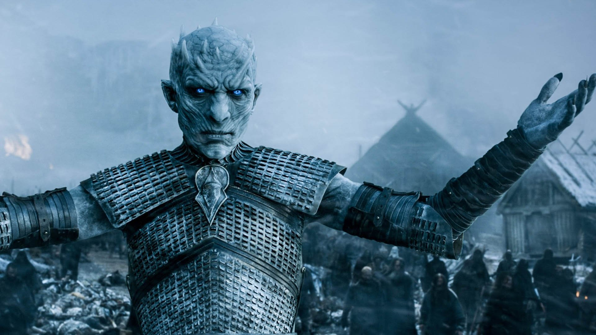 شخصیت پادشاه شب (night king) در سریال game of thrones