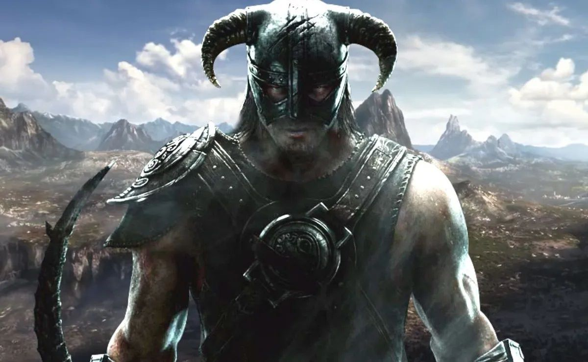 The main character of The Elder Scrolls games