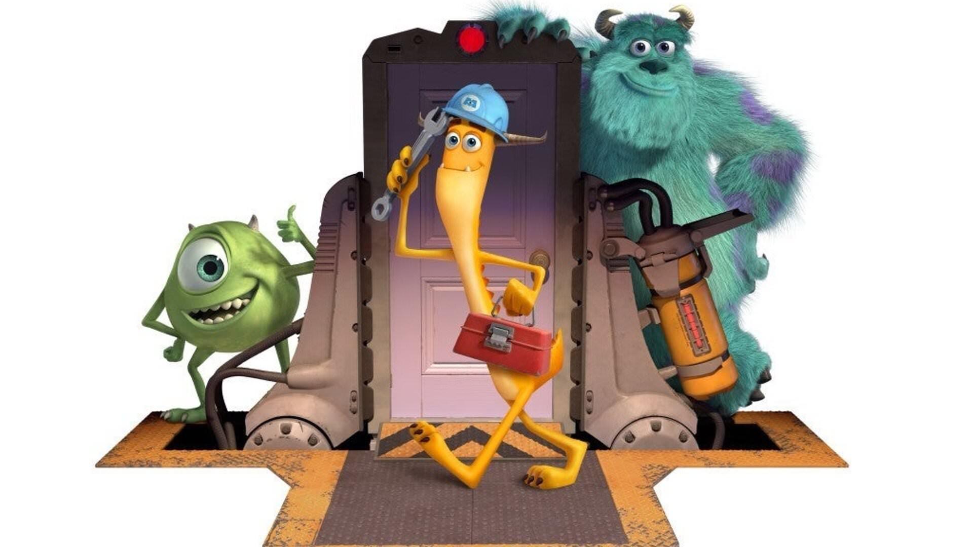 سریال Monsters at Work