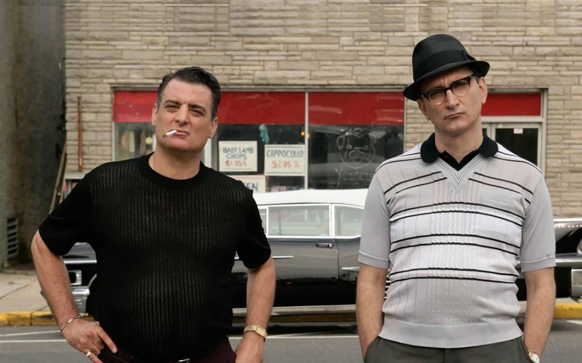 فضاسازی نزدیک به سریال سوپرانو در فیلم The Many Saints of Newark