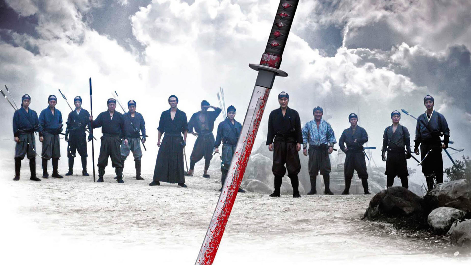 کاور فیلم 13 assassins