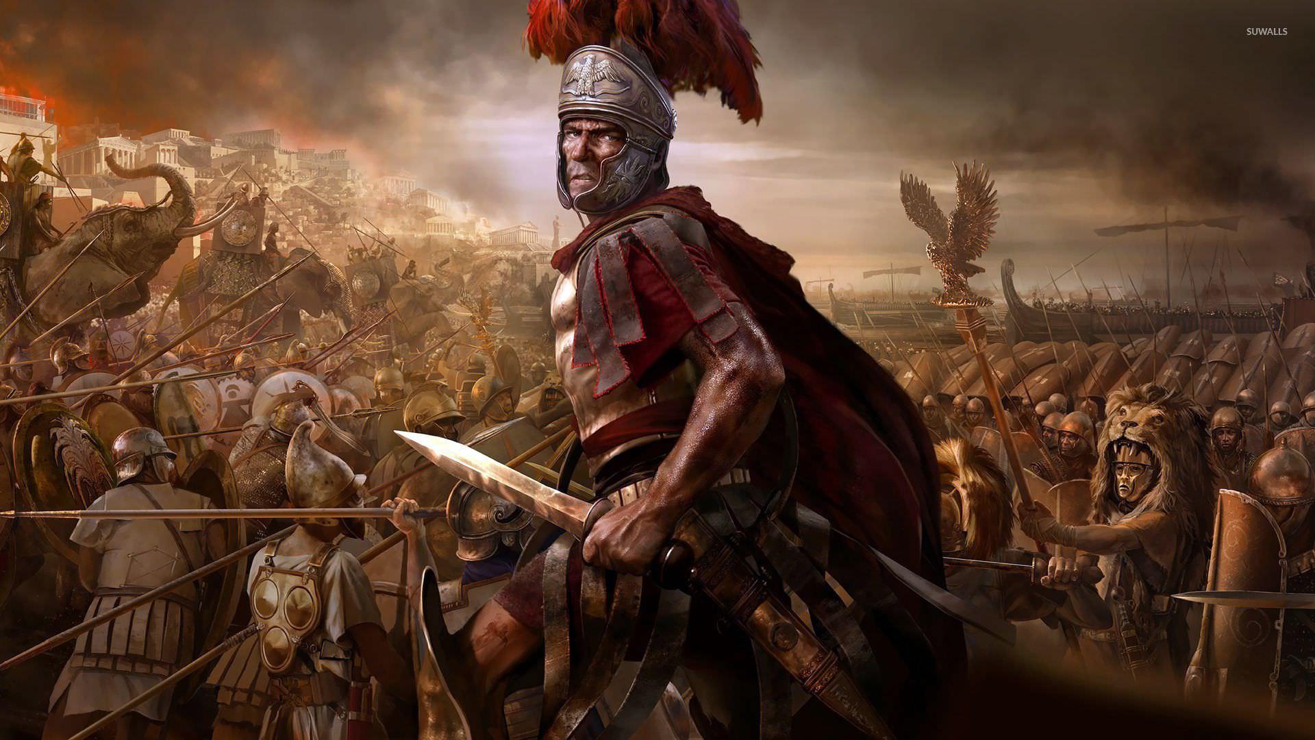نمایش بهبودهای گیمپلی نسخه ریمستر Total War: Rome در تریلر جدید بازی