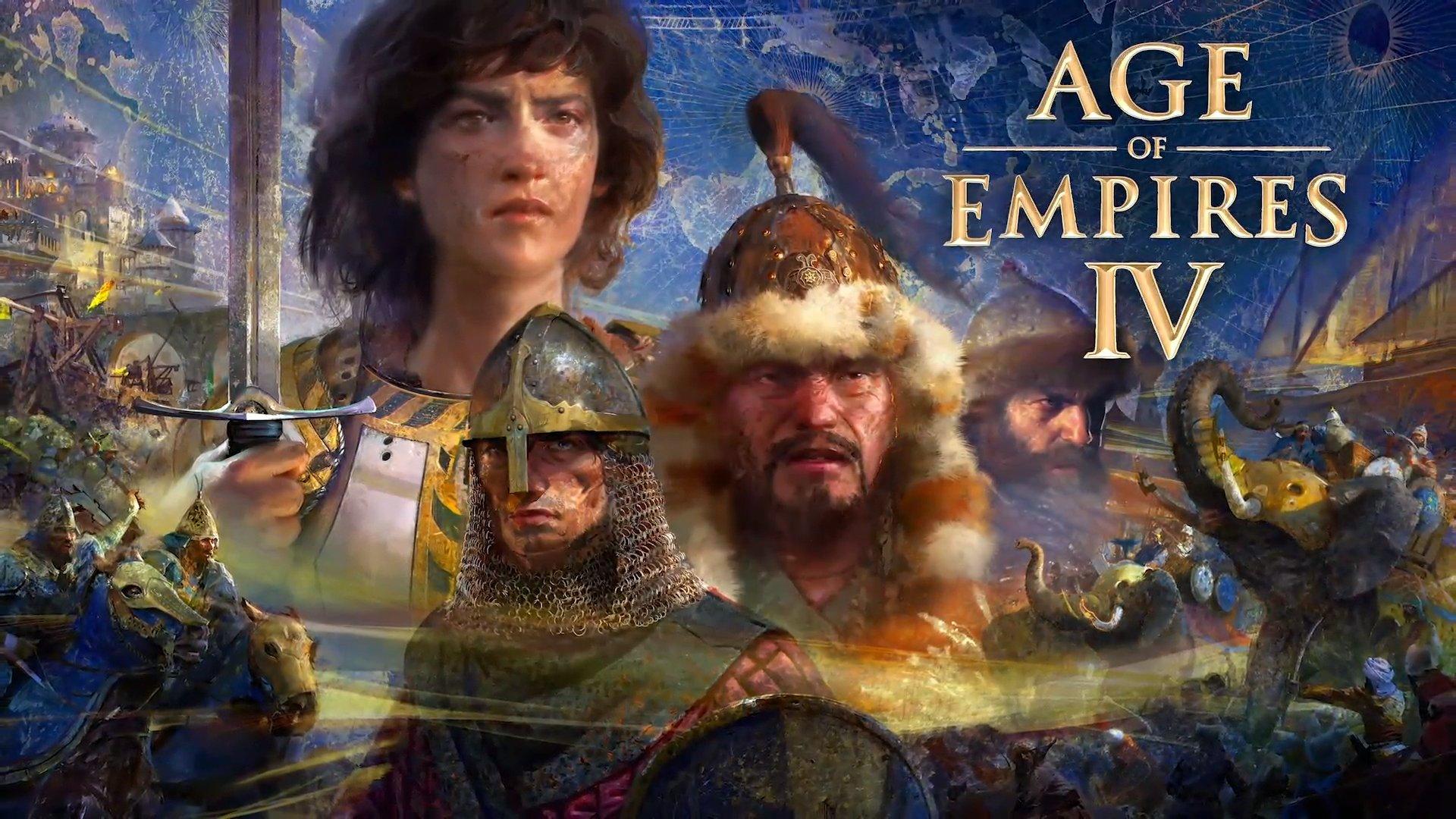 تاریخ آغاز بتای خصوصی بازی Age of Empires 4