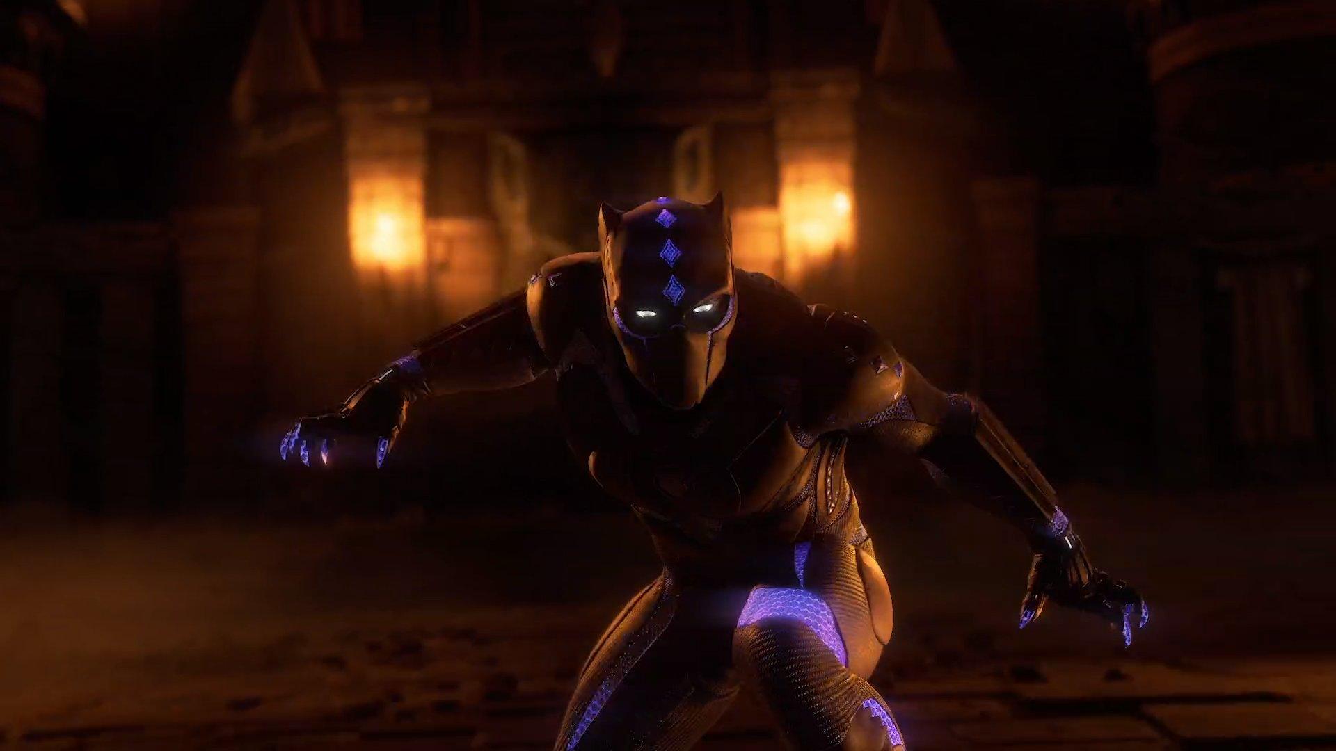 تاریخ عرضه بسته الحاقی بلک پنتر بازی Marvel's Avengers مشخص شد [E3 2021]