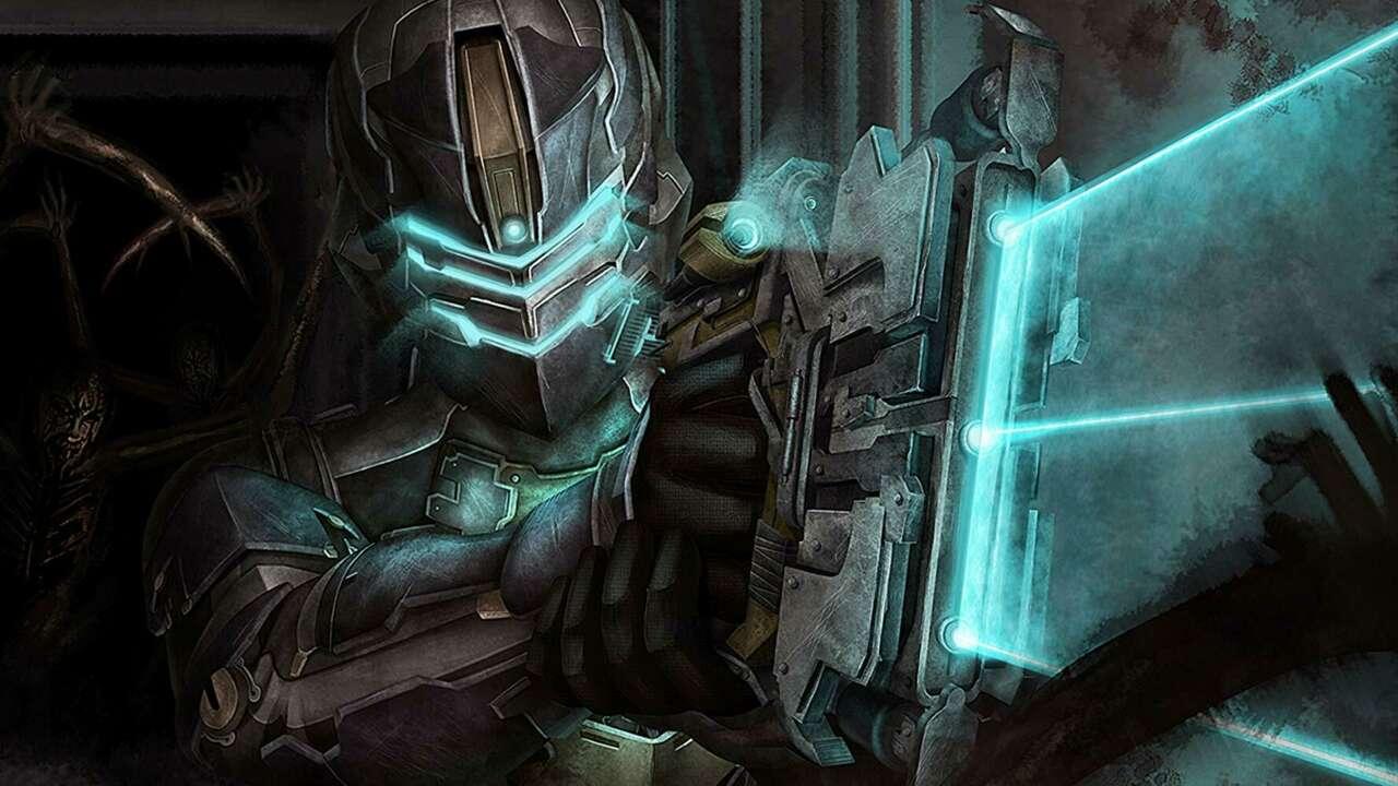 تصویر هنری از بازی Dead Space