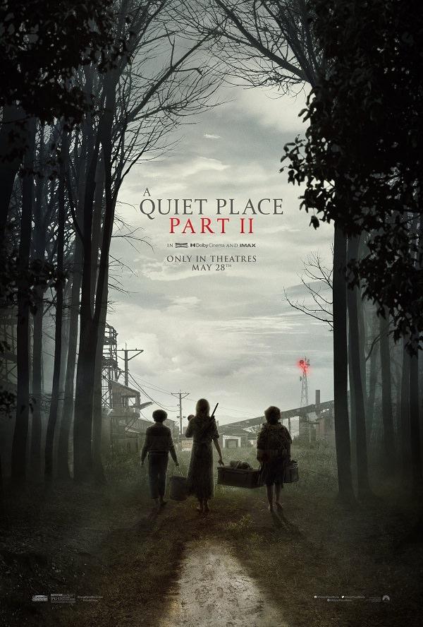 پوستر فیلم فیلم یک مکان ساکت ۲