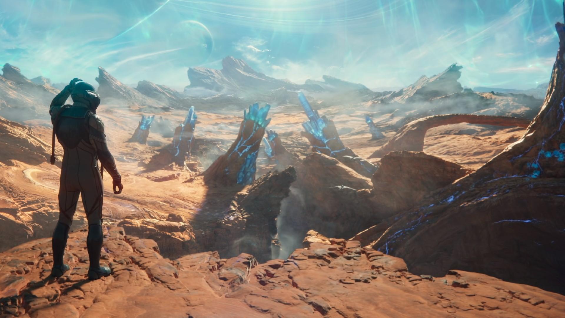 احتمال ساخت بازی The Outer Worlds 2 با آنریل انجین 5
