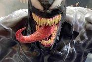 بخش سر مجسمه ونوم در فیلم Venom: Let There Be Carnage