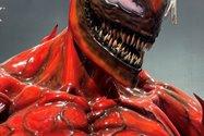 بخش سر مجسمه کارنیج در فیلم Venom: Let There Be Carnage