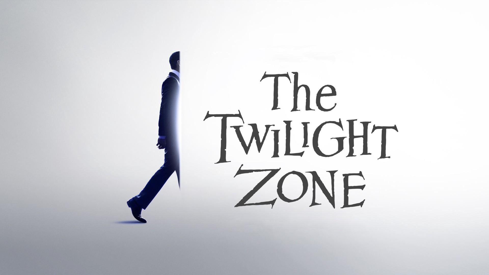 لوگوی سریال The Twilight Zone