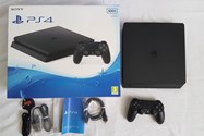Playstation 4 Slim Unboxing
