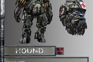 Hound Transformers: The Last Knight