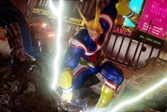 All might jump force