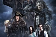 Pirates of the Caribbean: Dead Men Tell No Tales New Poster