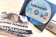 Rise of the Tomb Raider PSone Case