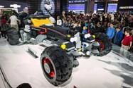Full size LEGO Batmobile revealed by Chevrolet