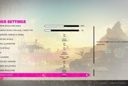 Rage 2 Video Setting Menu 2