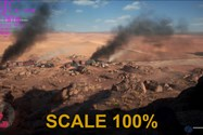 BF1 Resolution Scale 100%