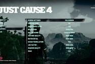 Just Cause 4 VIDEO Setting 1