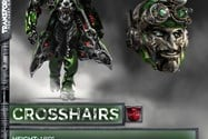 Crosshairs Transformers: The Last Knight