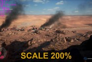 BF1 Resolution Scale 200%