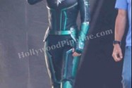Captain Marvel BTS Younger Nick Fury
