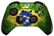 Beautiful-Brazil-Custom-Skin-for-Xbox-ONE-X-box-ONE-Sticker-Cover-Game-New-Wholesale-Price
