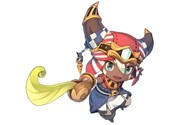 Ever Oasis-3ds game-Characters-Pic 1
