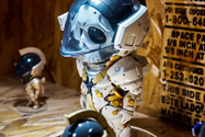 Mascot Ludens Action Figure 5