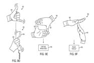 Sony Glove Controller Patent 2
