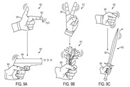 Sony Glove Controller Patent 3