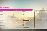 Rage 2 Video Setting Menu 1