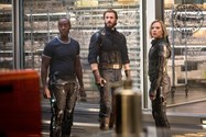 New Avengers: Infinity War photos revealed